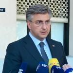Premijer o Klisoviću: Bizarno je da se kandidira netko tko nije poznavao Bandića…