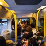 Je li ovo popunjenost javnog prijevoza 40 posto? Pa i ne baš…