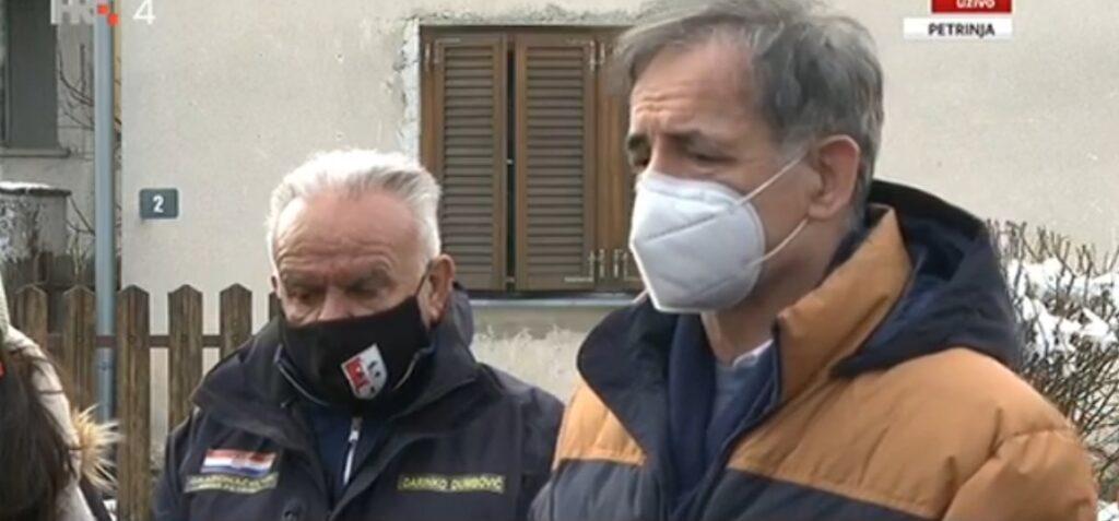 Pupovac i Dumbović zajedno za pomoć nastradalima u potresu…