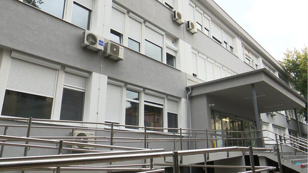 U jeku epidemije energetski obnovljene županijske opće bolnice