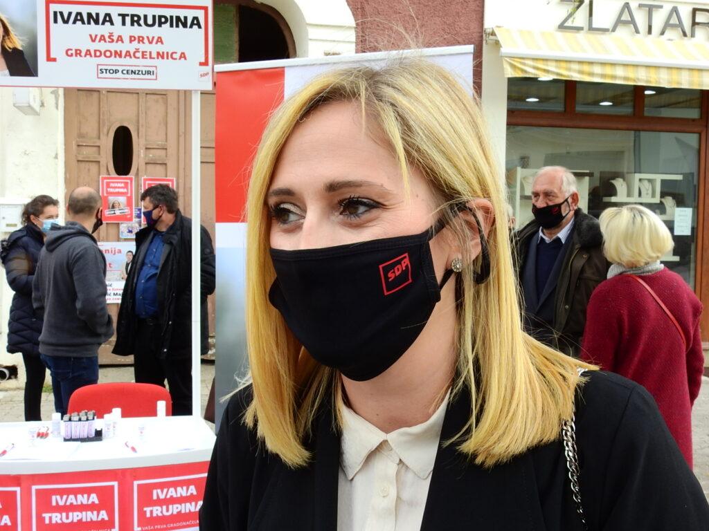 SDP Nove Gradiške s Ivanom Trupinom očekuje uspjeh