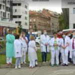 Eskalacija u Vinogradskoj, u tijeku prosvijed djelatnika. Zadravec iznijela protutužbe…