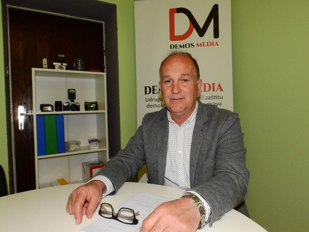 Vitomir Žakić – načelnik općine Cernik – bez konkurencije u izborima